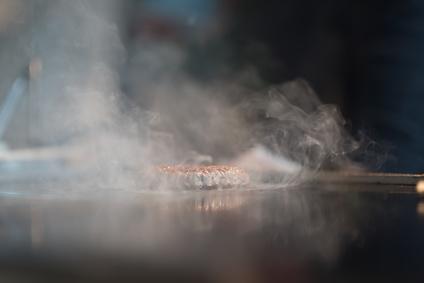 Rauchunkt von Öl