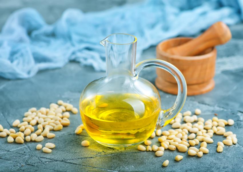frisches Sojaöl